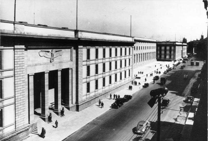 Neue Reichskanzlei, Berlin 1940