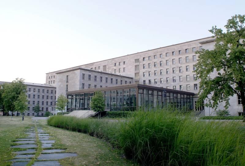 Garten des Bundesfinanzministeriums