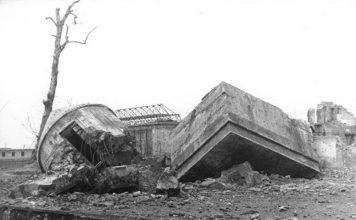 Gesprengter Führerbunker in Berlin, Berlin 1947