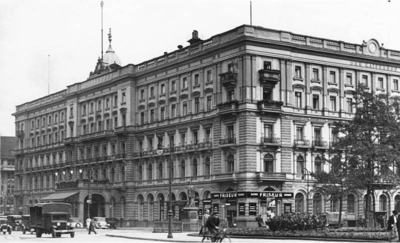 Hotel Kaiserhof am Wilhelmplatz
