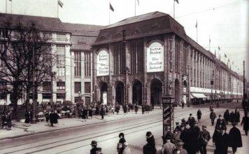 Kaufhaus Wertheim am Leipziger Platz