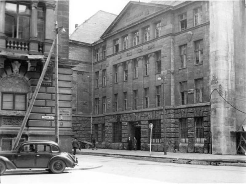 Gedenkstätte Heinrich von Kleist, 1950