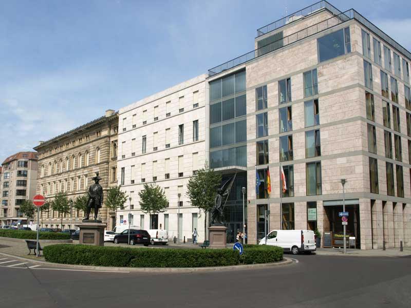Neubau des Bundesministeriums für Arbeit und Soziales