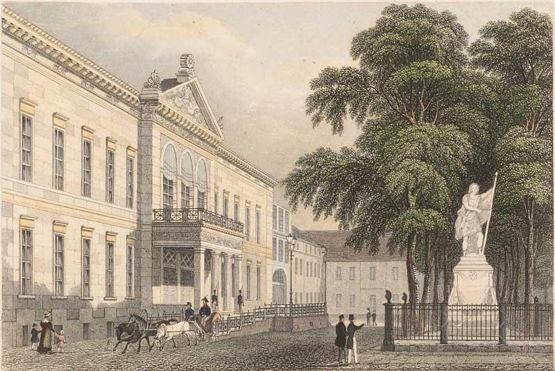 Palais Prinz Karl, Wilhelmplatz 8–9 Berlin