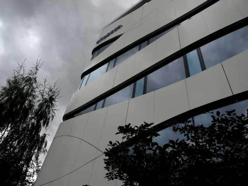 Ottobock-Gebäude, Medieninstallation