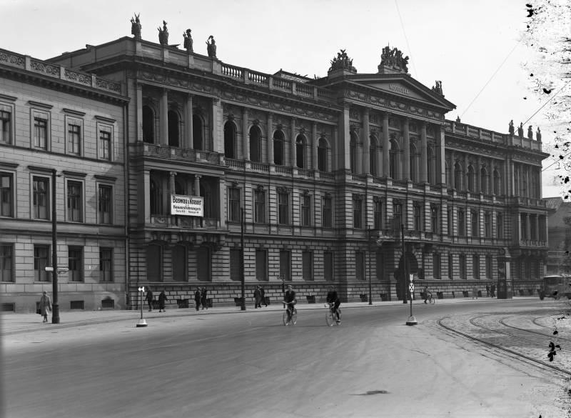 Palais Blücher Fassade