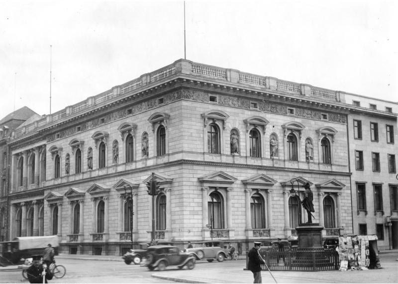 Palais Borsig, Berlin 1875-77