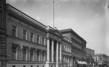 Palais Strousberg, Wilhelmstr. 70, 1867/1868