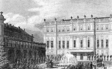 Prinz-Albrecht-Palais in Berlin