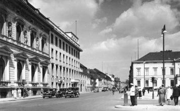 Seitenflügel des Reichsministeriums für Volksaufklärung und Propaganda