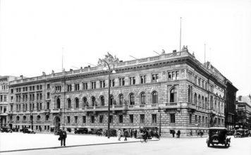 Reichsfinanzministerium 1930–1936
