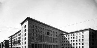 Reichsluftfahrtministerium Leipziger-/Ecke Wilhelmstraße