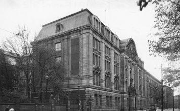 Reichssicherheitshauptamt, Prinz-Albrecht-Straße 8