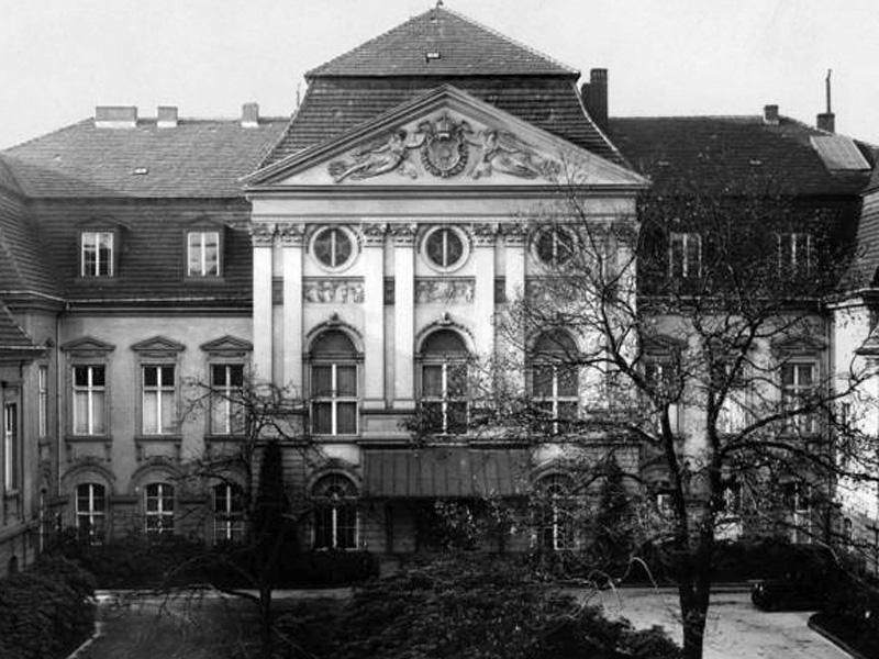 Reichskanzlei in der Wilhelmstraße