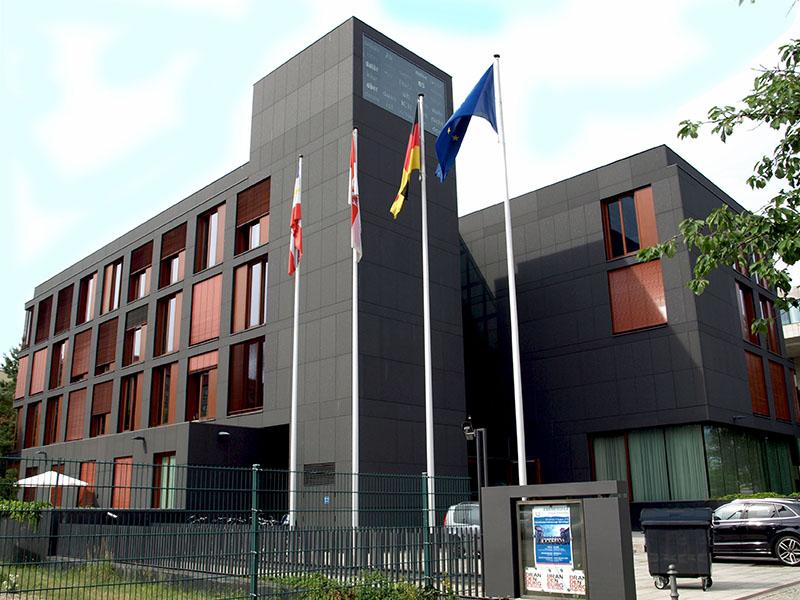 Landesvertretungen Brandenburg und Mecklenburg Vorpommern