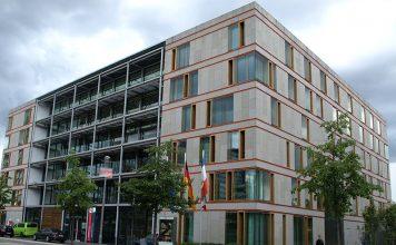 Landesvertretungen Niedersachsen und Schleswig-Holstein, In den Ministergärten 8–10