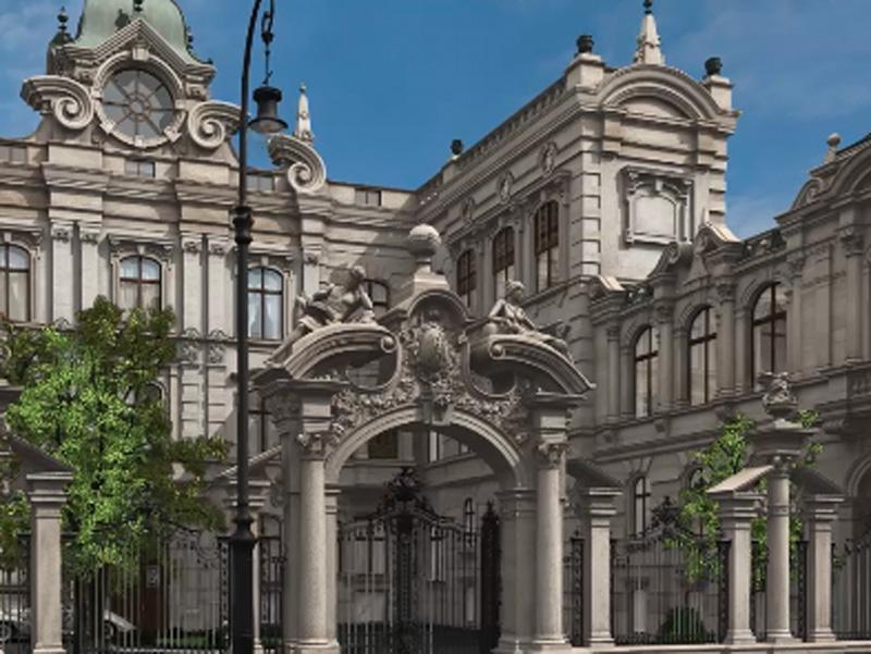 Mosse-Palais – eine feine Berliner Adresse am Leipziger Platz