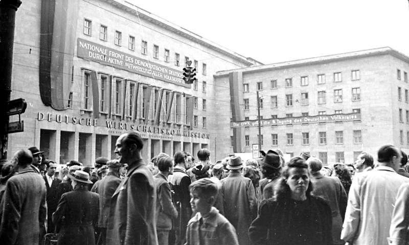 Deutsche Wirtschaftskommission