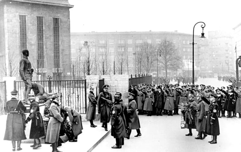Tag der deutschen Polizei, 16.1.1937