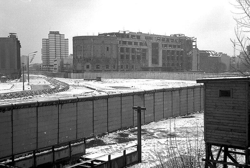 Zeit der DDR 1946–1989