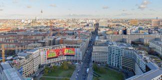 Leipziger Platz und Leipziger Straße