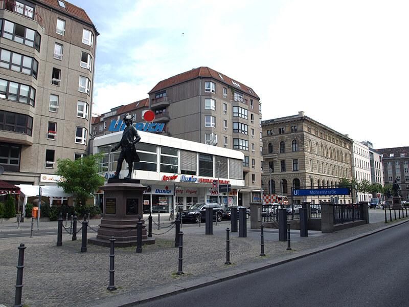 Wilhelm-/Zietenplatz
