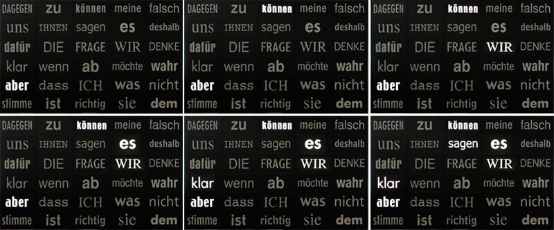 "Andreas Sachsenmaier ""Redezeit"""