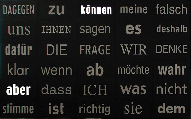 """""""Redezeit"""""""