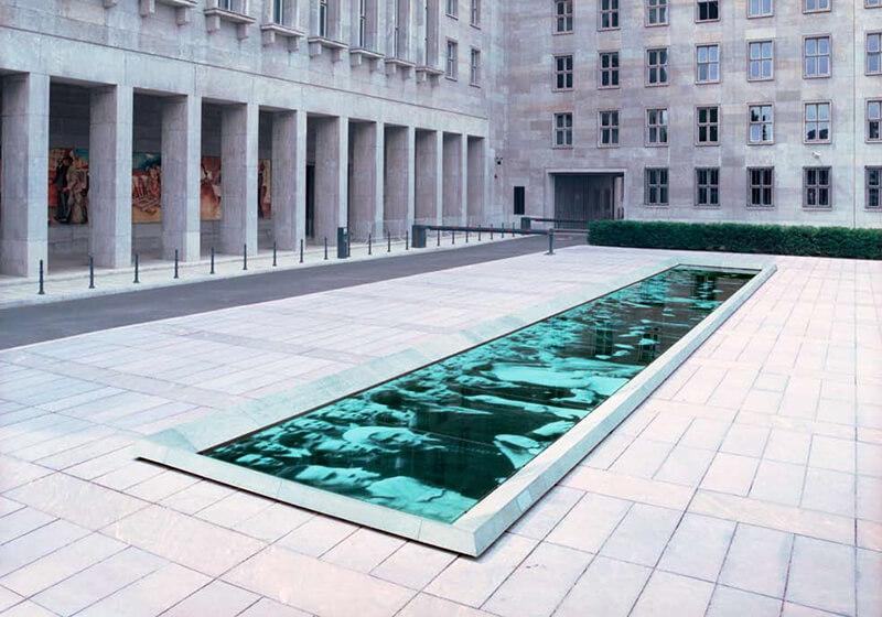 Horst Rüppel, Denkmal zur Erinnerung an den Aufstand des siebzehnten Juni Neunzehnhundertdreiundfünfzig