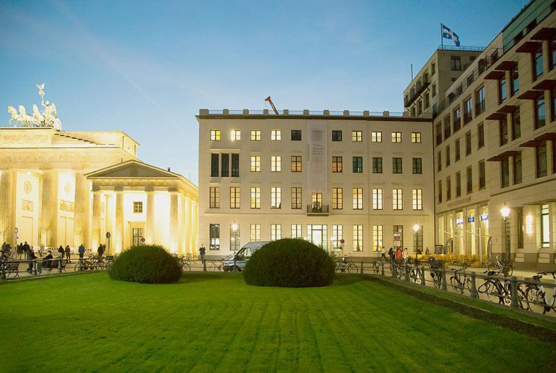 Liebermann Haus, Pariser Platz