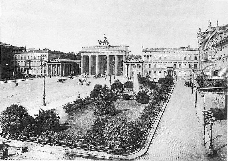 Palais Liebermann, 1892