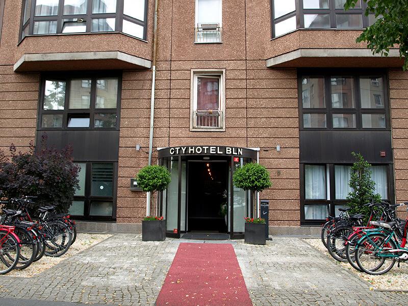 Das City Hotel Berlin in der Gertrud-Kolar-Straße 5