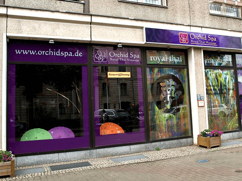 Orchid Spa in der Wilhelmstraße 85–86