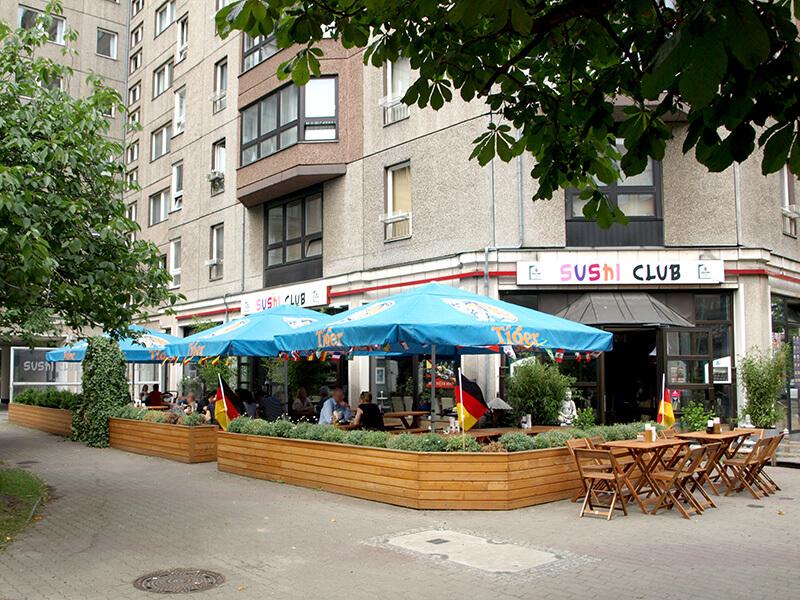 Sushi-Club in der Wilhelmstraße 87