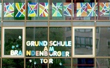 Grundschule am Brandenburger Tor, Wilhelmstraße 52