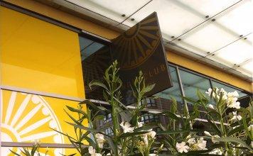 Restaurant India Club im Adlon Palais