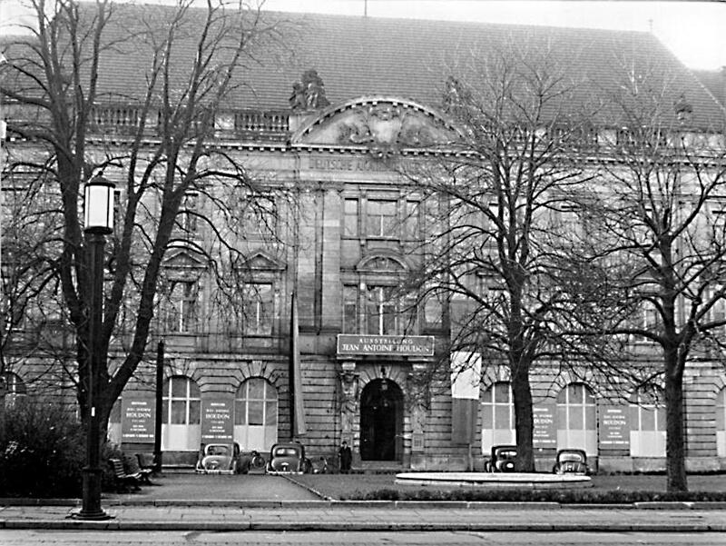 Deutsche Akademie der Künste, 1950