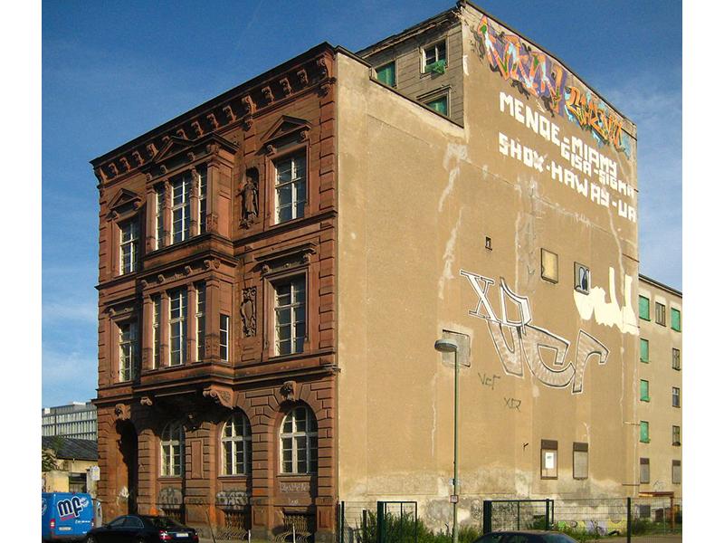 Voßstraße 33 in Berlin Mitte 2009
