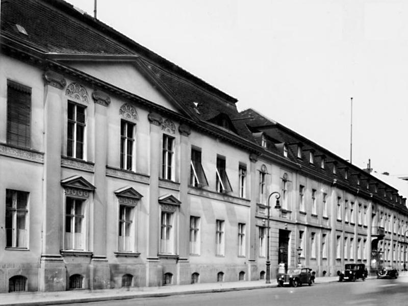 Das Auswärtige Amt in der Wilhelmstraße, Berlin 1937