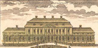 Die Königliche Gold- und Silbermanufaktur auf der FriedrichstadtBerlin, um 1730